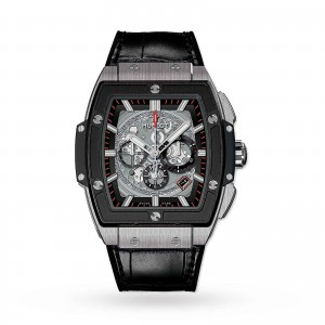 Hublot Spirit of Big Bang Mens skelet 45mm horloge