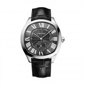 cartier drive heren zwart 40mm horloge