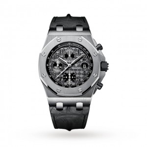audemars piguet royal oak offshore heren grijs 42mm horloge