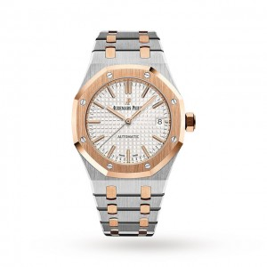 Audemars Piguet Royal Oak heren zilver 37mm horloge