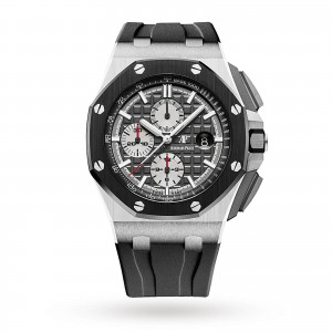 audemars piguet royal oak offshore heren grijs 44mm horloge