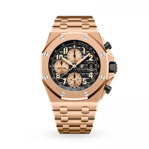 audemars piguet royal oak offshore heren zwart 42mm horloge