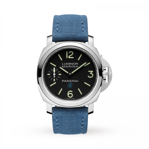 panerai luminor heren zwart 44mm horloge