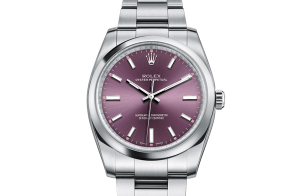 Rolex Oyster Perpetual Oyster 34 mm Oystersteel 114200-0020