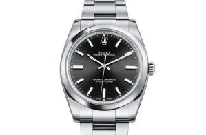 Rolex Oyster Perpetual Oyster 34 mm Oystersteel 114200-0023