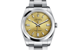 Rolex Oyster Perpetual Oyster 36 mm Oystersteel 116000-0011