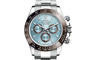 Rolex Cosmograph Daytona Oyster 40 mm platina 116506-0001