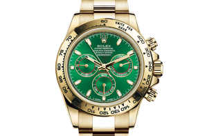 Rolex Cosmograph Daytona Oyster 40 mm geelgoud 116508-0013