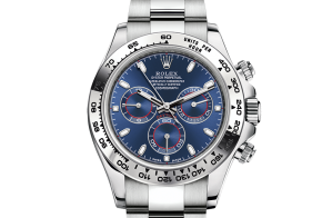 Rolex Cosmograph Daytona Oyster 40 mm witgoud 116509-0071