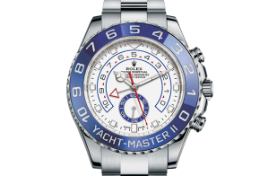 Rolex Yacht-Master II Oyster 44 mm Oystersteel 116680-0002