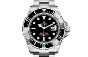 Rolex Sea-Dweller Oyster 43 mm Oystersteel 126600-0001