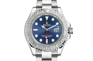 Rolex Yacht-Master Oyster 40 mm Oystersteel-staal en platina 126622-0002