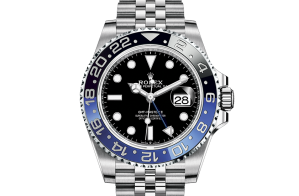 Rolex GMT-Master II Oyster 40 mm Oystersteel 126710blnr-0002