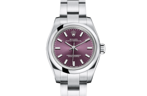 Rolex Oyster Perpetual Oyster 26 mm Oystersteel 176200-0016
