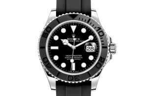 Rolex Yacht-Master Oyster 42 mm witgoud 226659-0002
