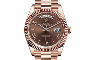 Rolex Day-Date Oyster 40 mm Everose goud 228235-0002