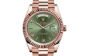 Rolex Day-Date Oyster 40 mm Everose goud 228235-0025